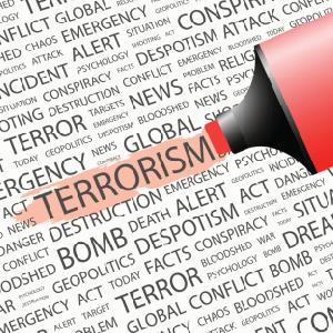 terrorism concept