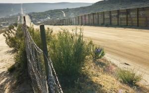 US/Mexico Border Fence