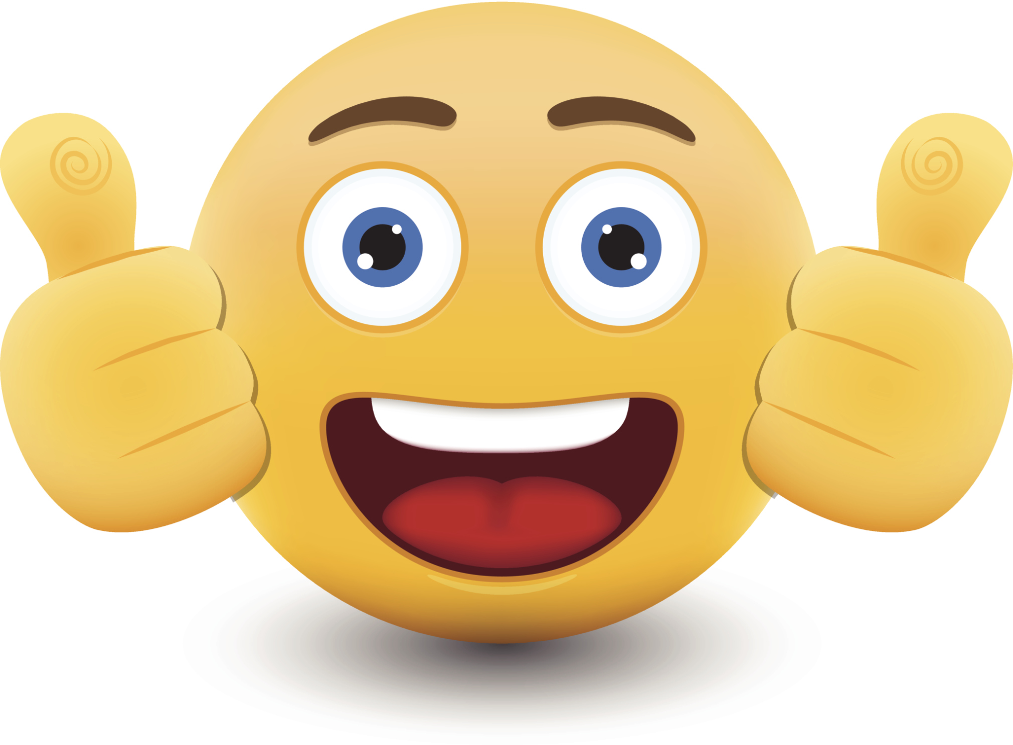 Happy Face Emoji Images - Reverse Search