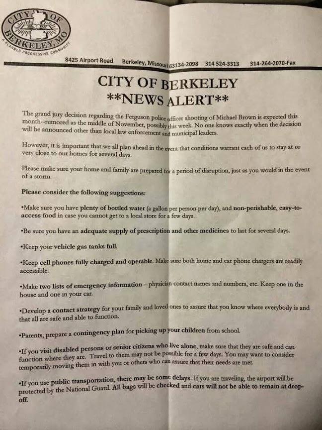berkeley mo letter