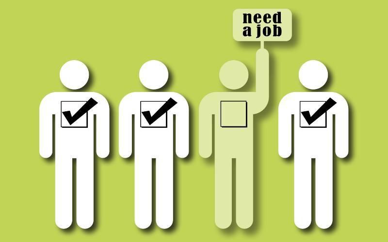 unemployment rate concept