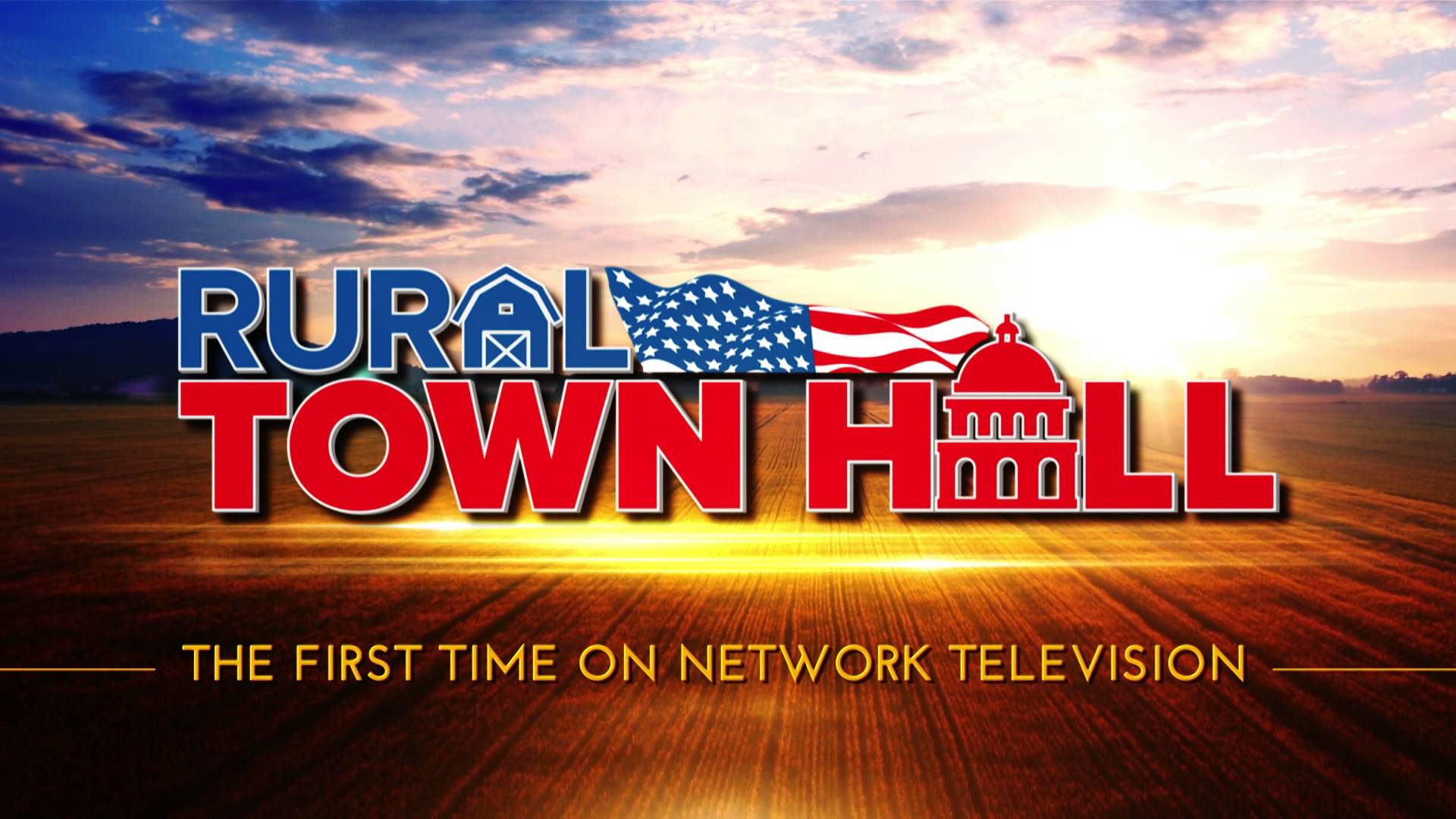Network promotes presidential coverage for rural America