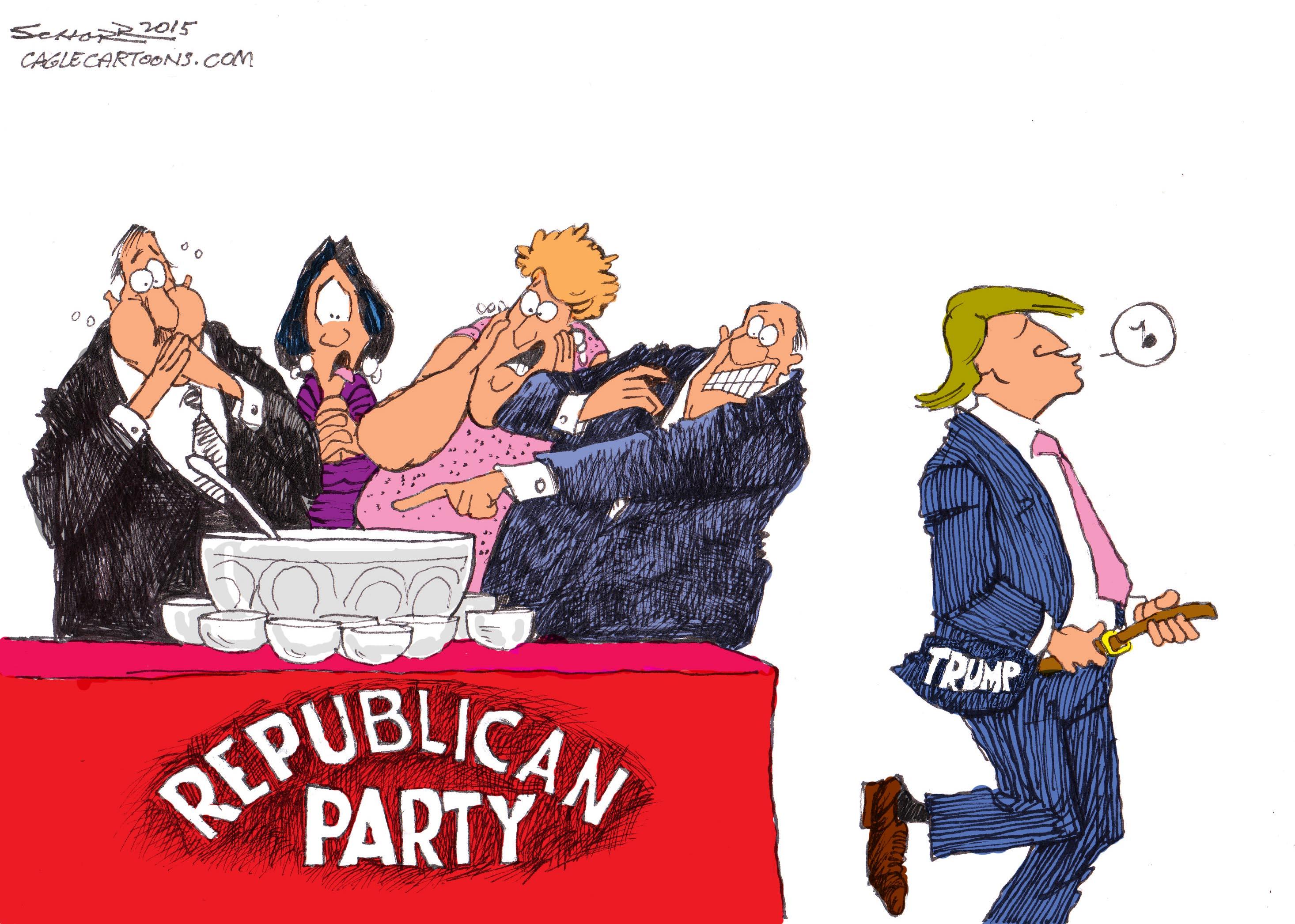 Cartoon roundup - Personal Liberty®