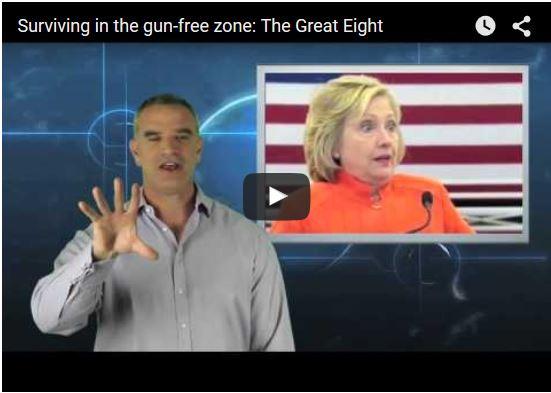 Surviving in the gun-free zone