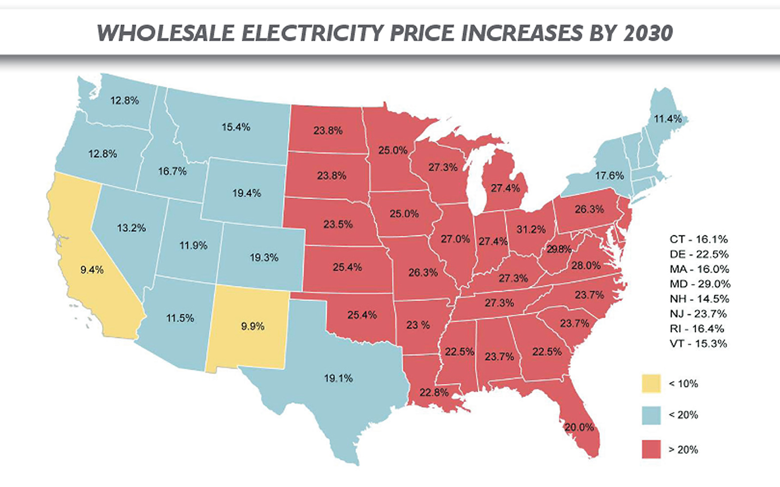 How High Will Obamas EPA Regulations Drive Your Power Bill - Coal power plants in us map
