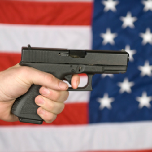 gun ban paper It's not just states that have relaxed gun laws federal lawmakers have come up  with a few of their own.