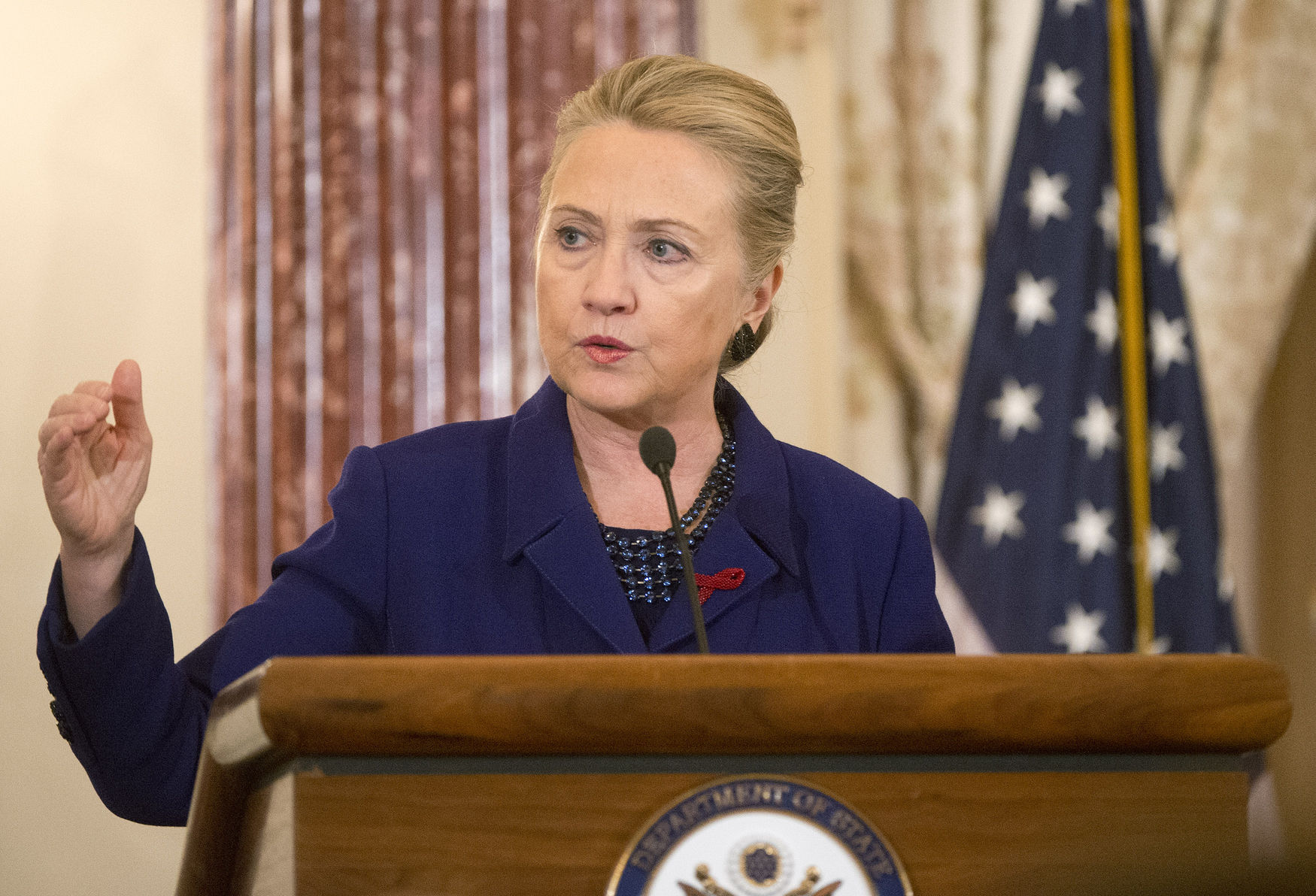 hillary clinton thesis and wellesley college