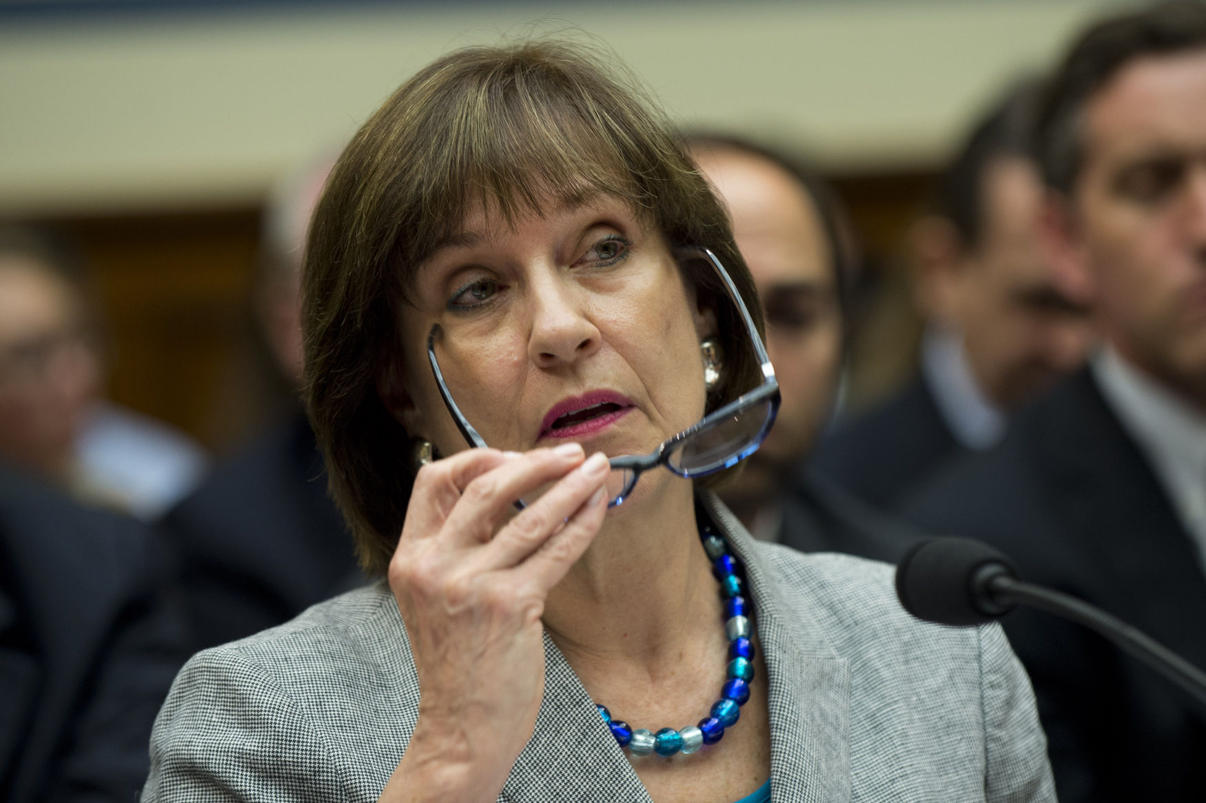 Trump's DOJ won't pursue charges against Lois Lerner, former IRS senior executive