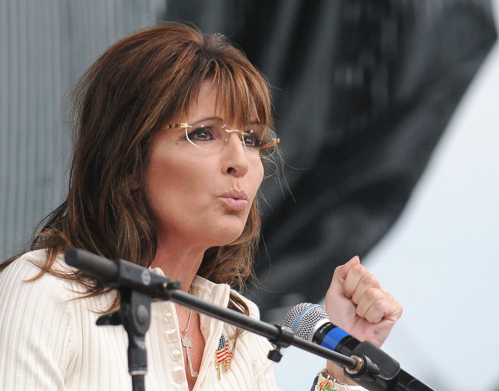 Palin: Alabama proves that the swamp is hijacking the presidency
