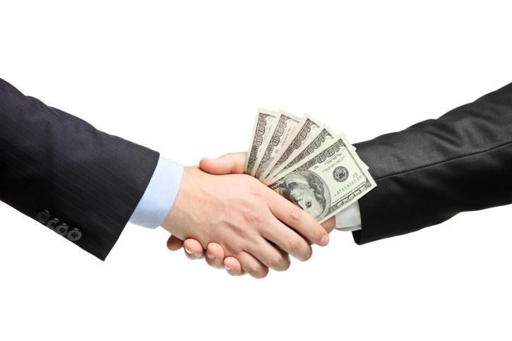 Corruption beyond FIFA: Good money, bad money | The Economist