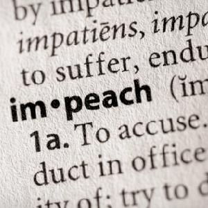 impeach definition