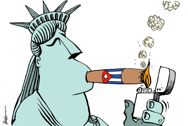 Obamas Principles >> Obama's Cuban deal boosts his legacy, won't help Cubans