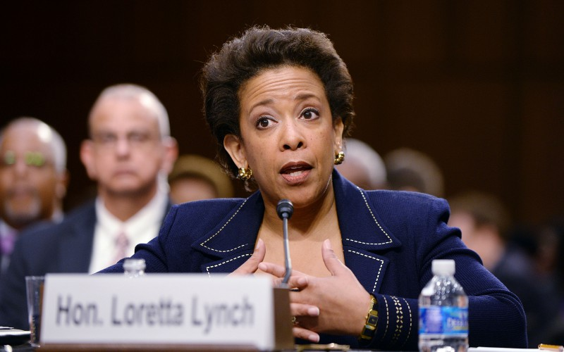 Is Attorney General Lynch participating in 'Summer of Chaos