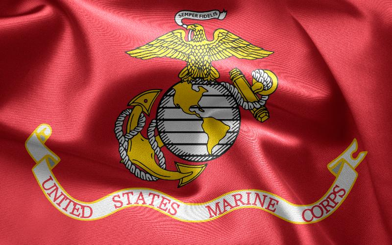 Marine Corps Colors