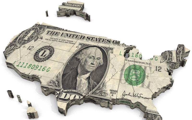 Lawmaker Wants Illegals Sending Money Outside The US To Pay For - Us money map