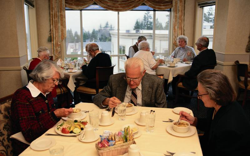 Meals on Wheels Program Facing Budget Cuts