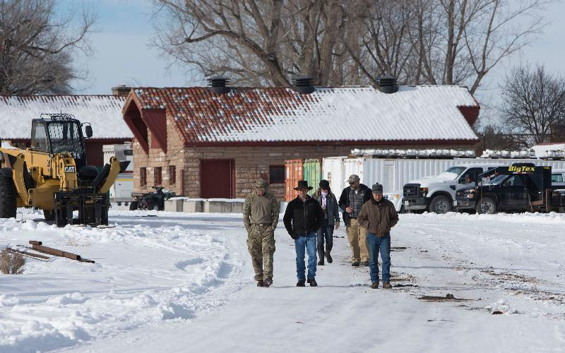 FBI Agents Under Criminal Investigation in LaVoy Finicum Shooting