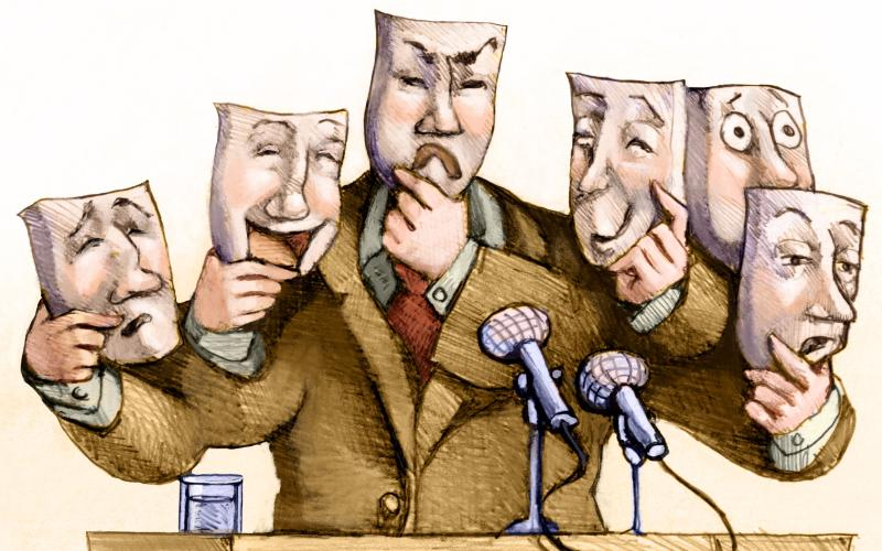 propaganda concept