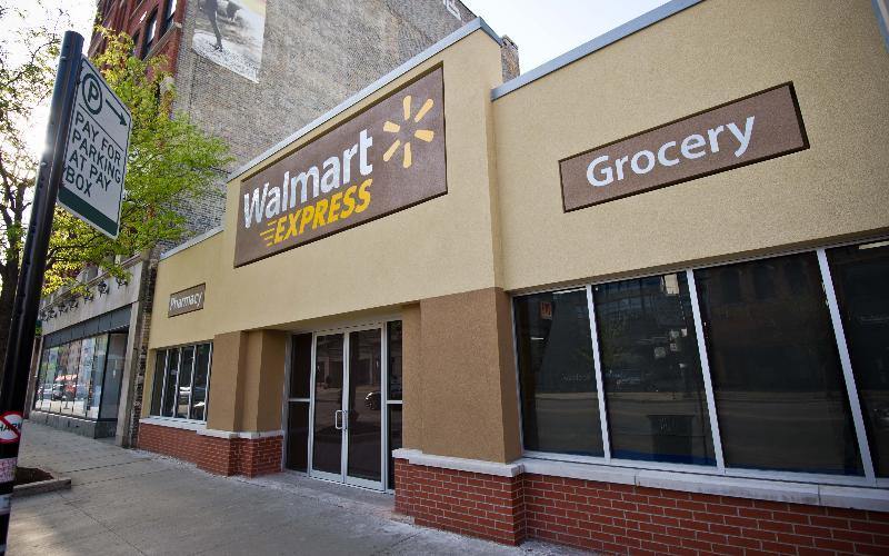 Wal-Mart Express