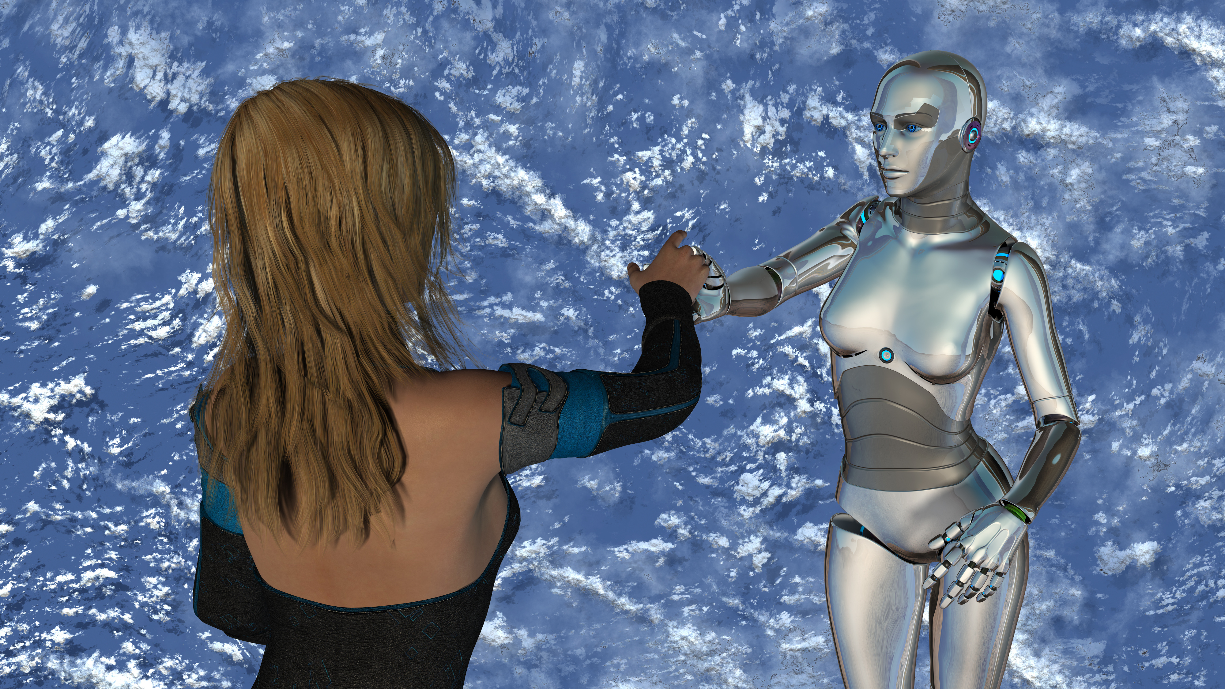 Artificial woman sex images