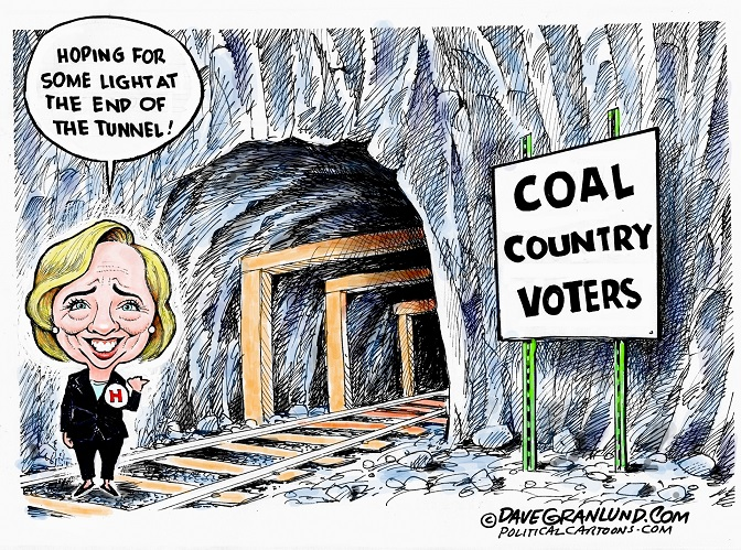 hillary coal country