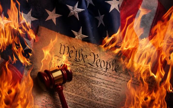 Burn-Constitution