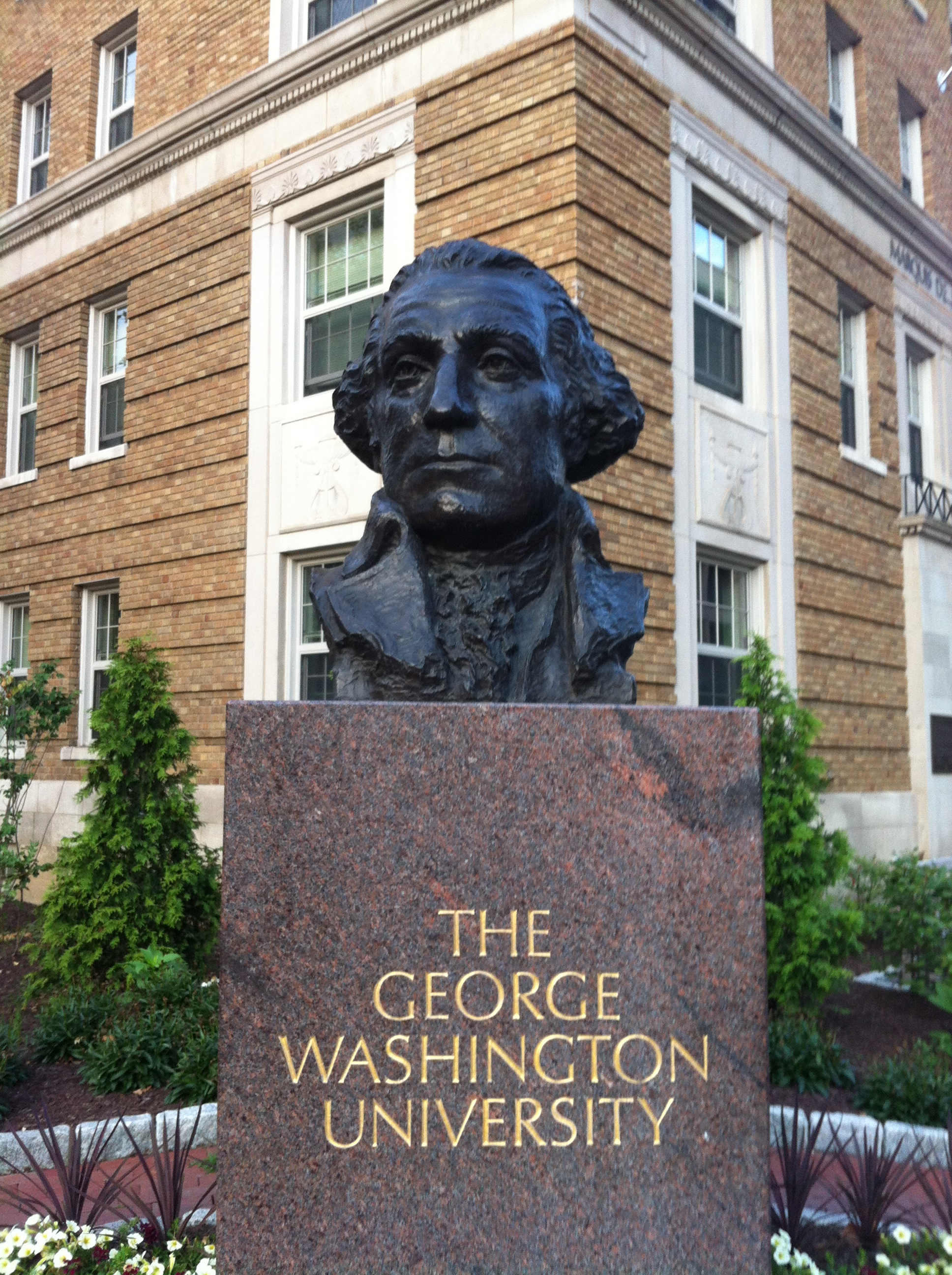 history of george washington The truth about george washington i often say of george washington that he was one of the few in the whole history of the world who was.