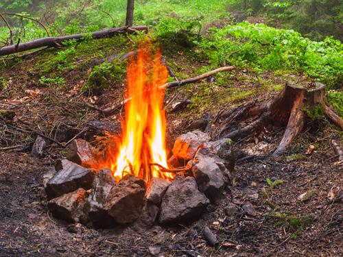 fire - Fire Rings