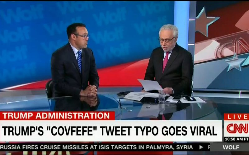 Social Media Having Fun Trying To Define Trump's 'Covfefe'