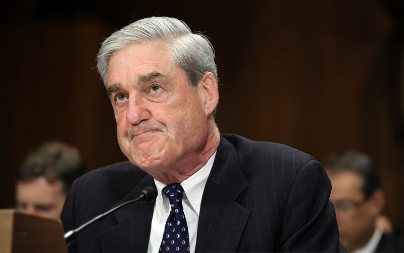 Judge wed to Mueller team member steps away from Trump suits