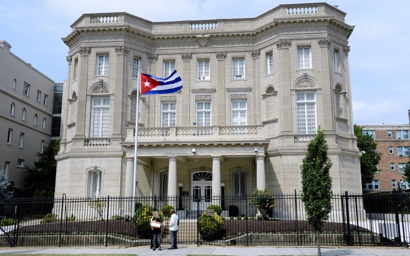 U.S. to ask Cuba to cut embassy staff by 60%