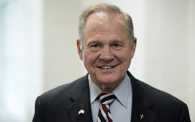 Alabama Governor Says She'll Vote for Moore