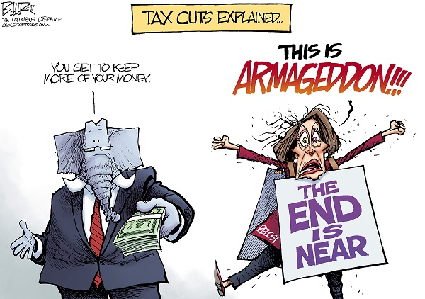 Tax Cuts and That Jobs Thing