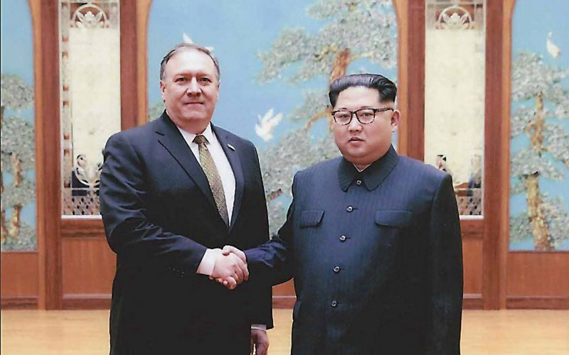 Pompeo: US to help North Korea economy if it gives up nukes