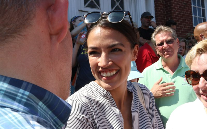 Rep. DeSantis calls Ocasio-Cortez 'this girl' in blasting her socialist views