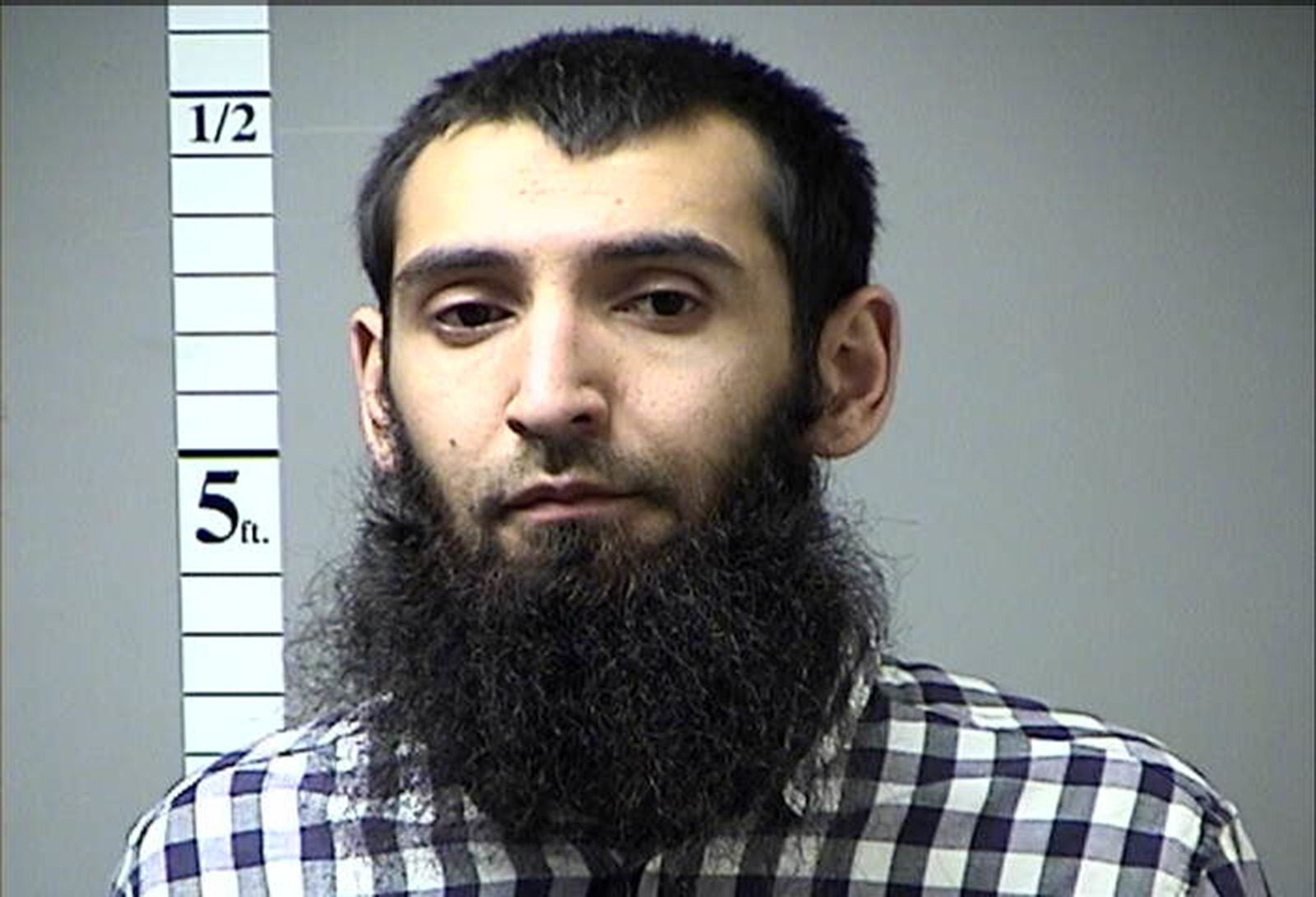 Accused NY bike path terrorist was under government surveillance 'for years'