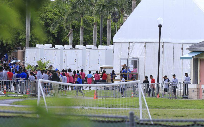 Planned Parenthood helping separated asylum seekers sue