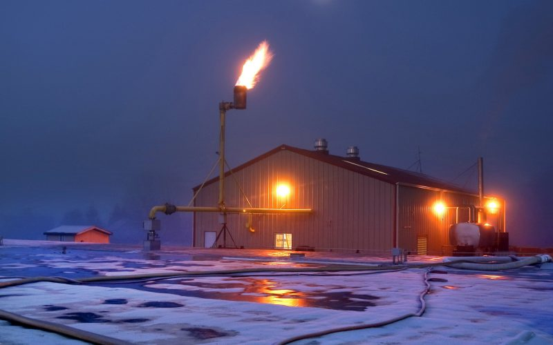 Trump administration expected to roll back methane regulations