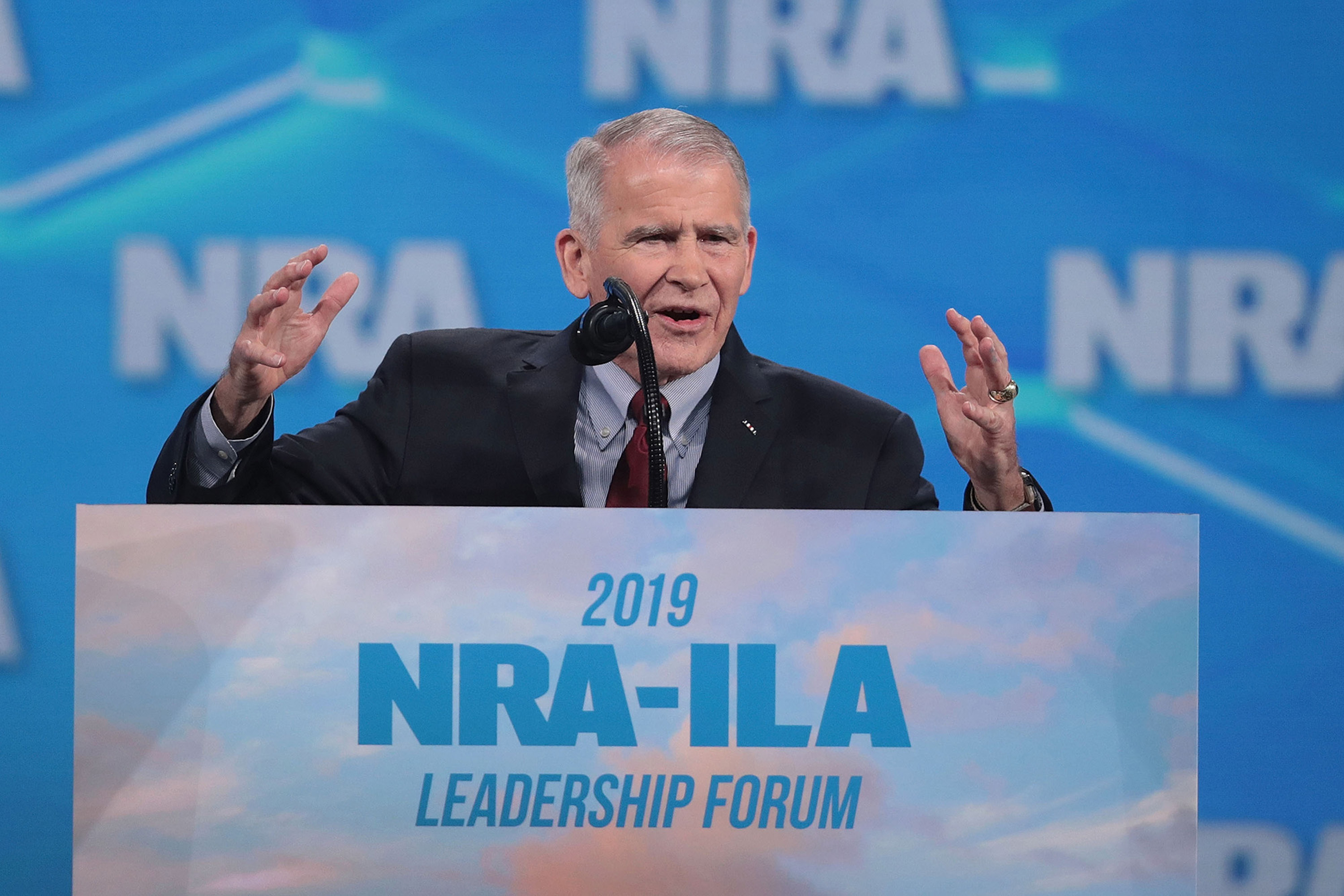 Oliver North is subpoenaed by New York in NRA spending probe - Personal Liberty®