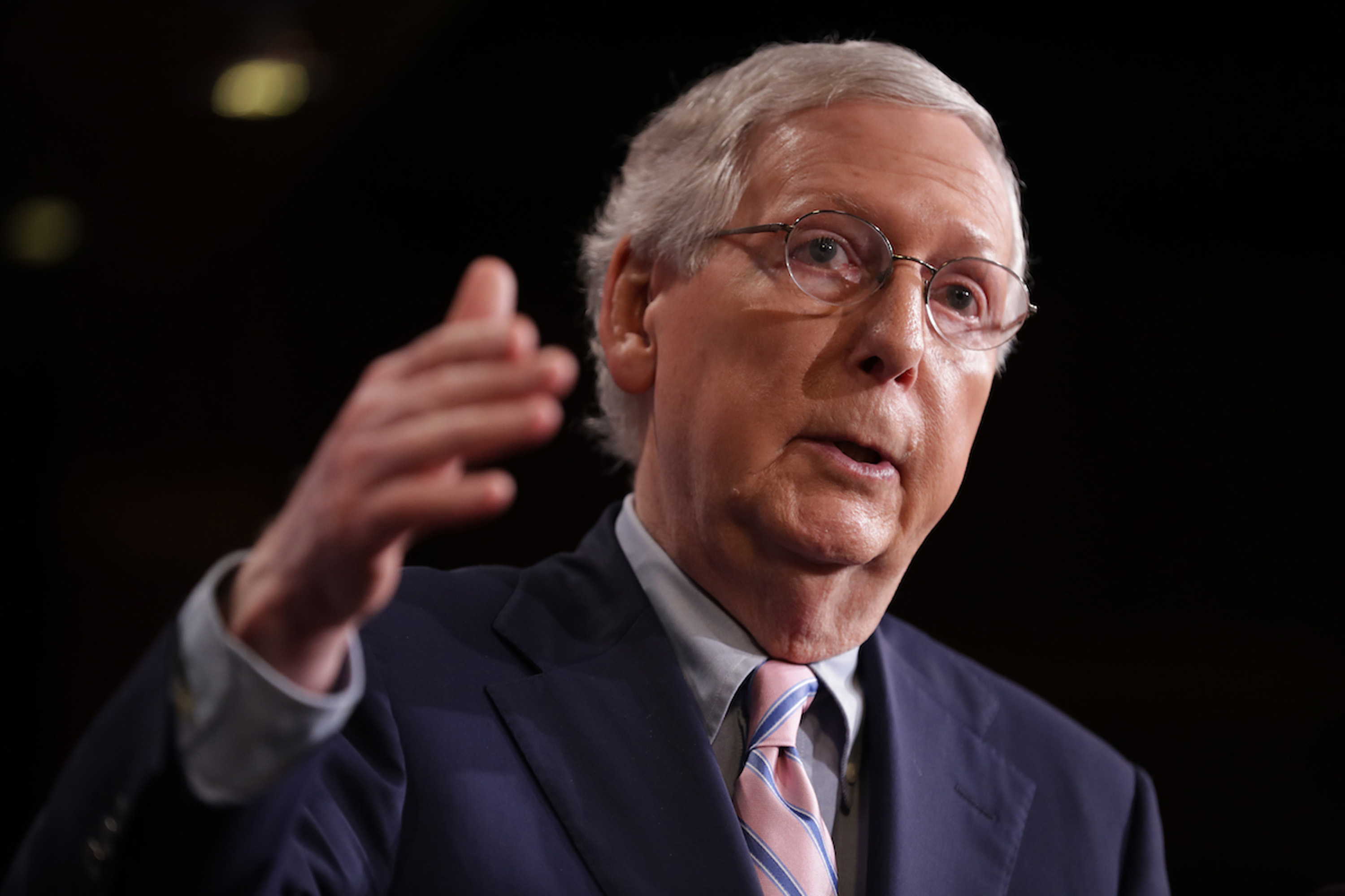 McConnell says he can't completely prevent an impeachment trial - Personal Liberty®
