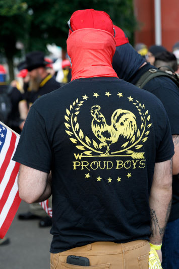 Pro-Trump Proud Boys labeled 'hate group' by actual hate groups Antifa and SLPC - but are they? - Personal Liberty®